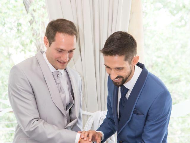La boda de Carlos y Iván en Arganda Del Rey, Madrid 37