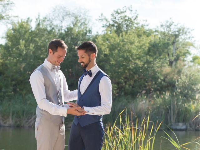 La boda de Carlos y Iván en Arganda Del Rey, Madrid 41