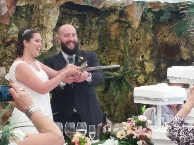La boda de Juanan y Irene en El Olivar, Madrid 1