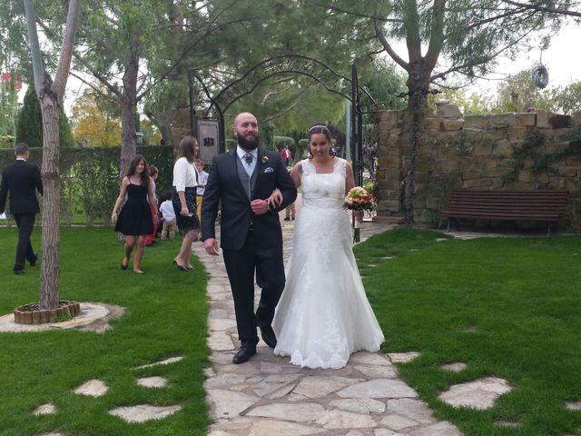 La boda de Juanan y Irene en El Olivar, Madrid 2