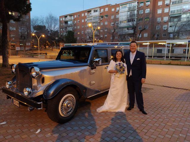 La boda de Irene y Juanlu