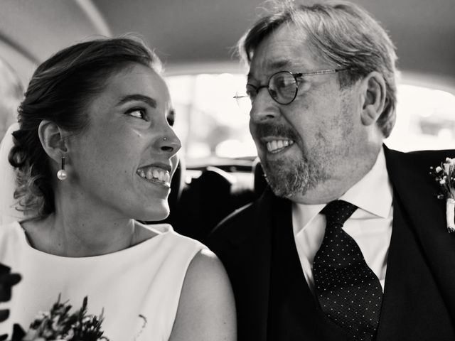 La boda de Jesús y Cristina en Villamediana De Iregua, La Rioja 13