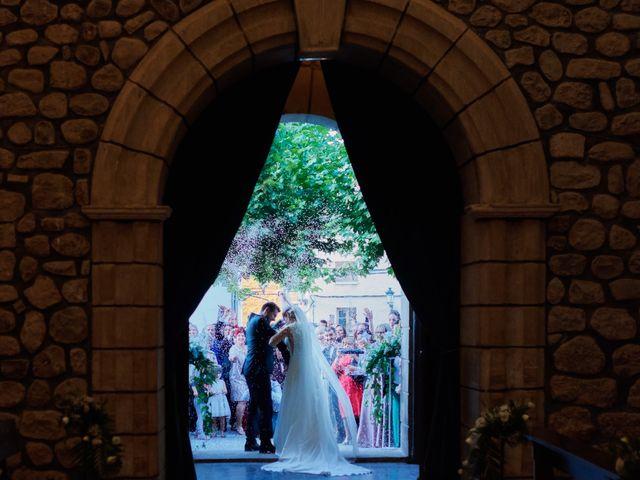 La boda de Jesús y Cristina en Villamediana De Iregua, La Rioja 24