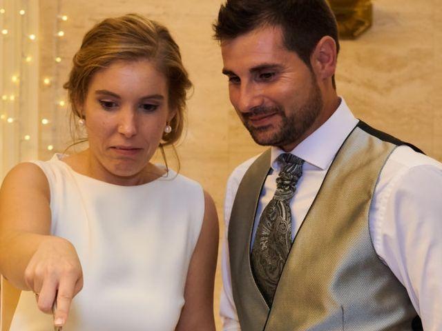 La boda de Jesús y Cristina en Villamediana De Iregua, La Rioja 31