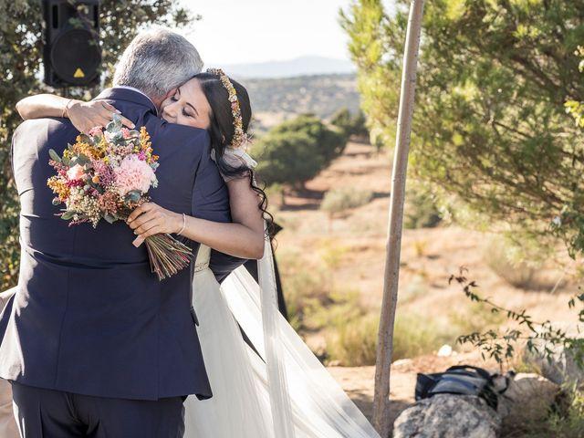 La boda de David y Vero en Madrid, Madrid 23