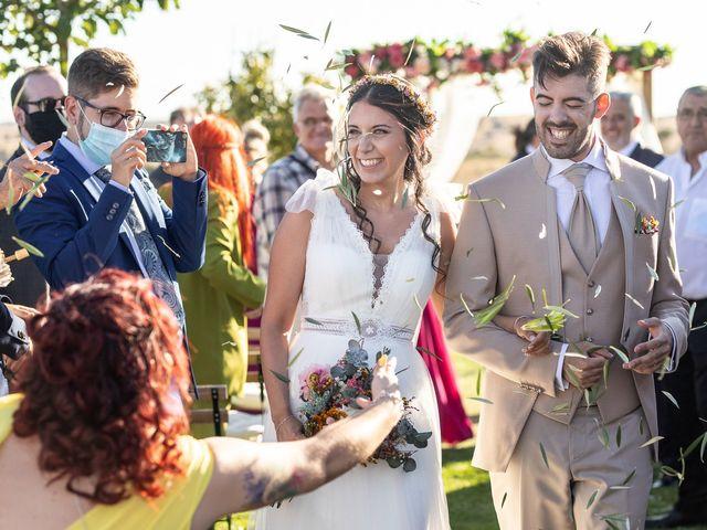 La boda de David y Vero en Madrid, Madrid 31