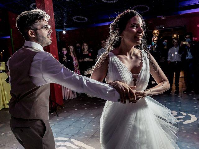 La boda de David y Vero en Madrid, Madrid 41