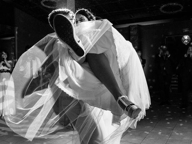 La boda de David y Vero en Madrid, Madrid 42