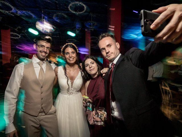 La boda de David y Vero en Madrid, Madrid 46
