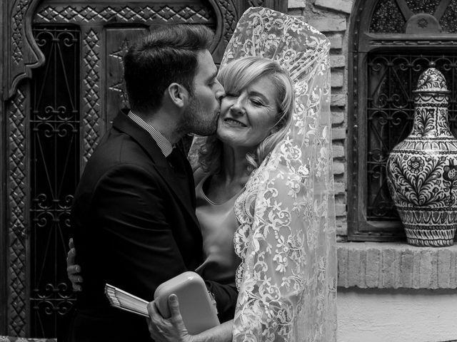 La boda de Carlos y Eva en Granada, Granada 13