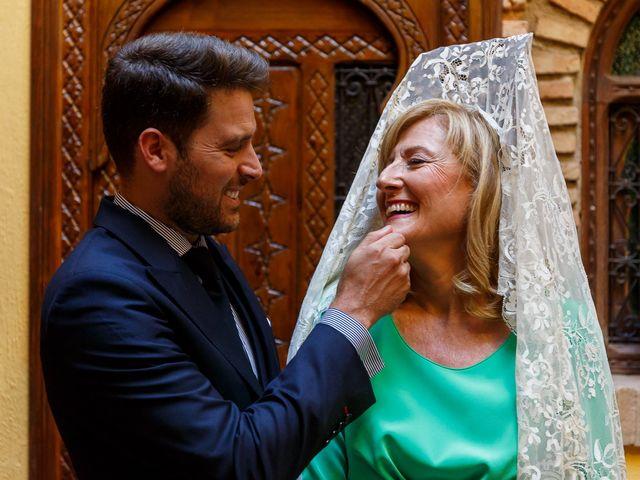 La boda de Carlos y Eva en Granada, Granada 14