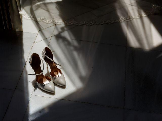 La boda de Carlos y Eva en Granada, Granada 17