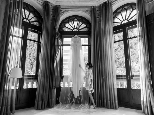 La boda de Carlos y Eva en Granada, Granada 19