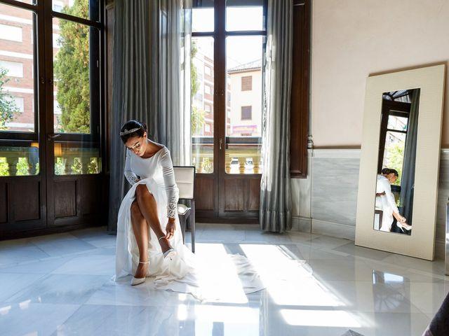 La boda de Carlos y Eva en Granada, Granada 21