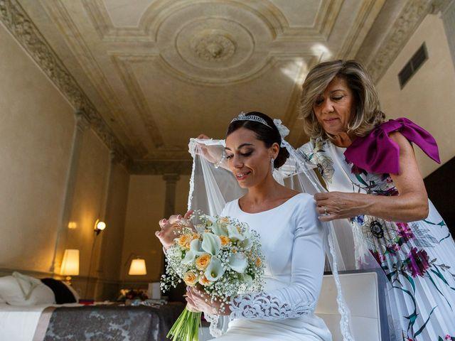 La boda de Carlos y Eva en Granada, Granada 23