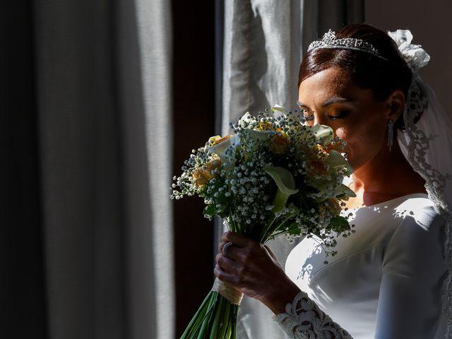 La boda de Carlos y Eva en Granada, Granada 25