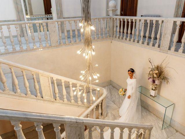 La boda de Carlos y Eva en Granada, Granada 27