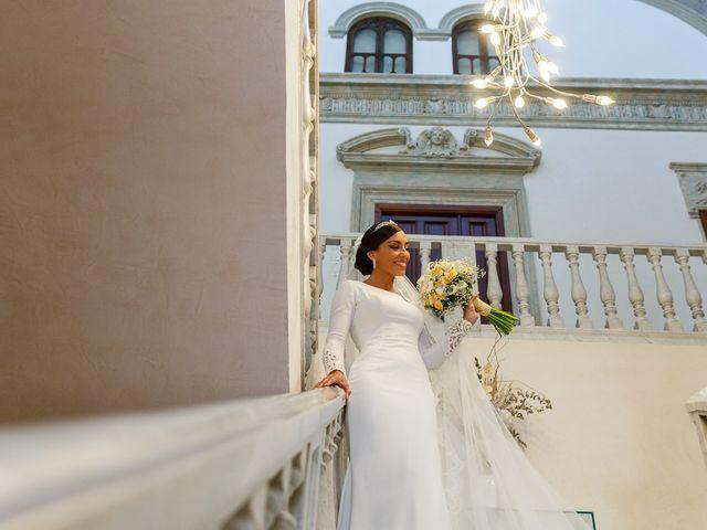 La boda de Carlos y Eva en Granada, Granada 28