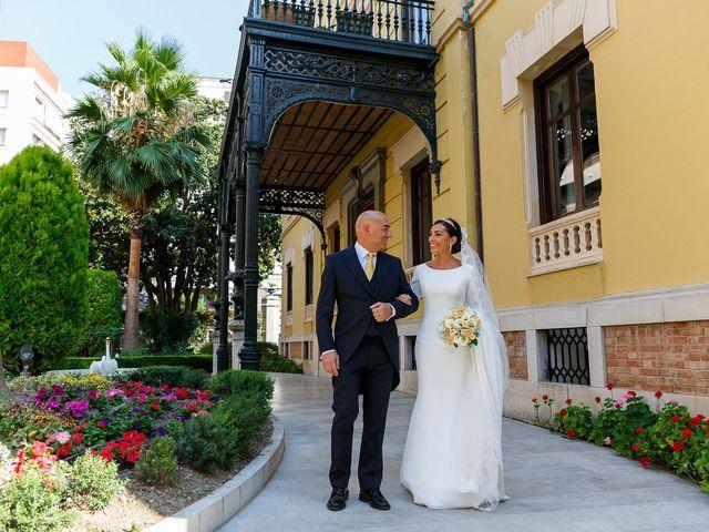 La boda de Carlos y Eva en Granada, Granada 31