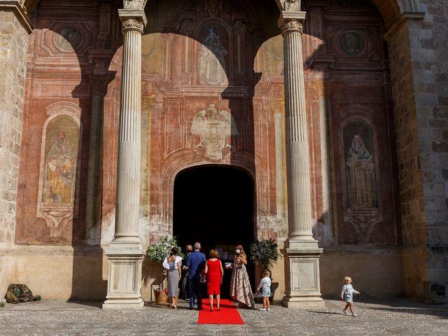La boda de Carlos y Eva en Granada, Granada 33