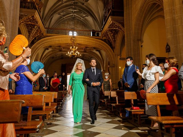 La boda de Carlos y Eva en Granada, Granada 34