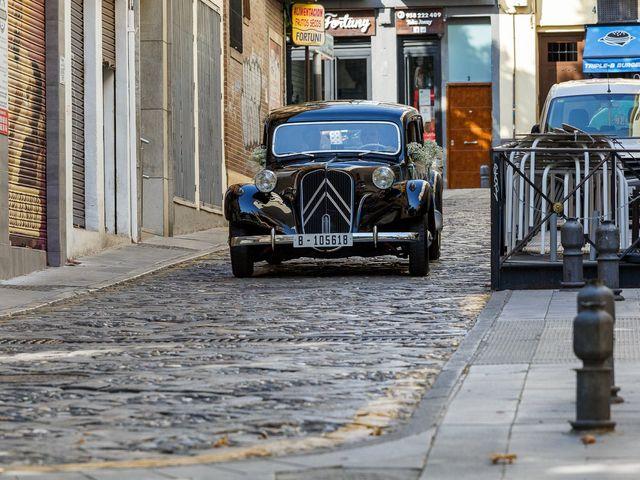 La boda de Carlos y Eva en Granada, Granada 35