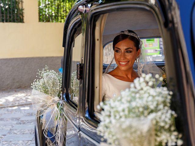 La boda de Carlos y Eva en Granada, Granada 36