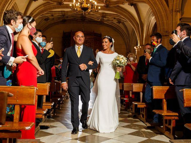 La boda de Carlos y Eva en Granada, Granada 39