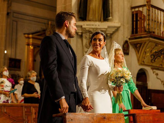 La boda de Carlos y Eva en Granada, Granada 40