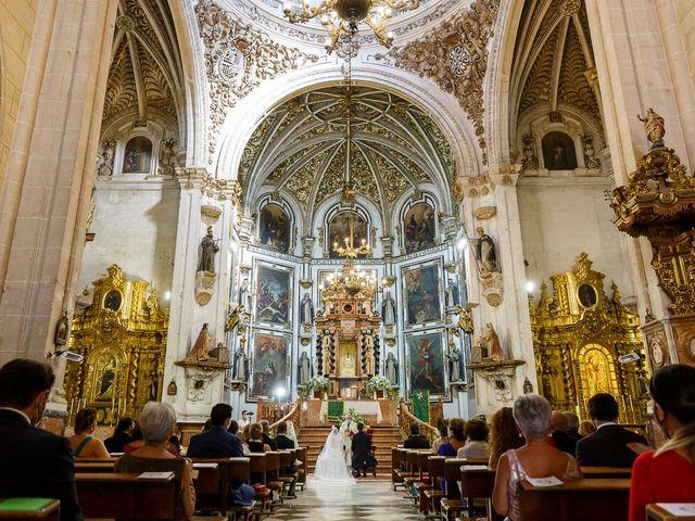 La boda de Carlos y Eva en Granada, Granada 41