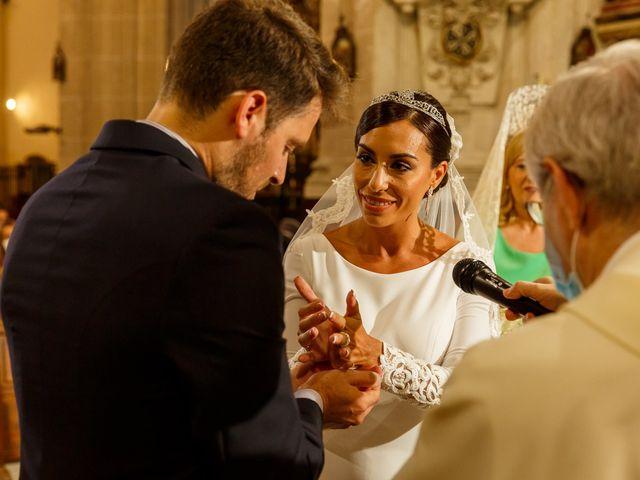 La boda de Carlos y Eva en Granada, Granada 42
