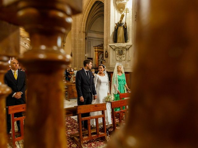 La boda de Carlos y Eva en Granada, Granada 45