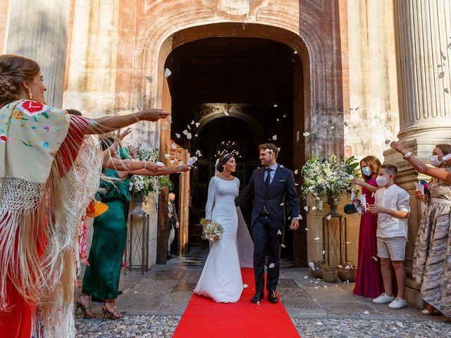 La boda de Carlos y Eva en Granada, Granada 47