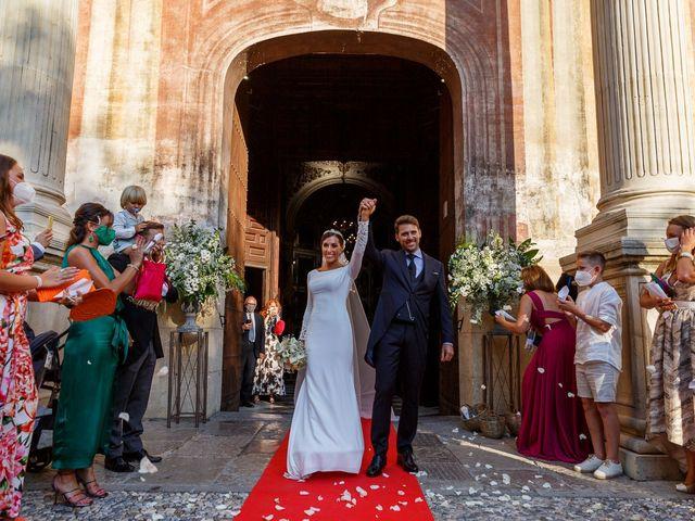 La boda de Carlos y Eva en Granada, Granada 48