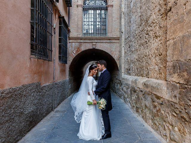 La boda de Carlos y Eva en Granada, Granada 49