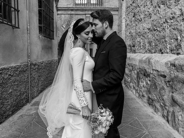 La boda de Carlos y Eva en Granada, Granada 50