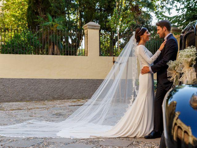 La boda de Carlos y Eva en Granada, Granada 51