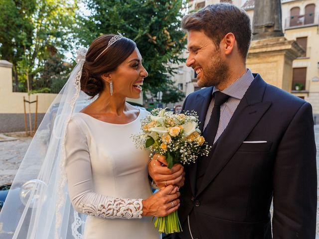 La boda de Carlos y Eva en Granada, Granada 52