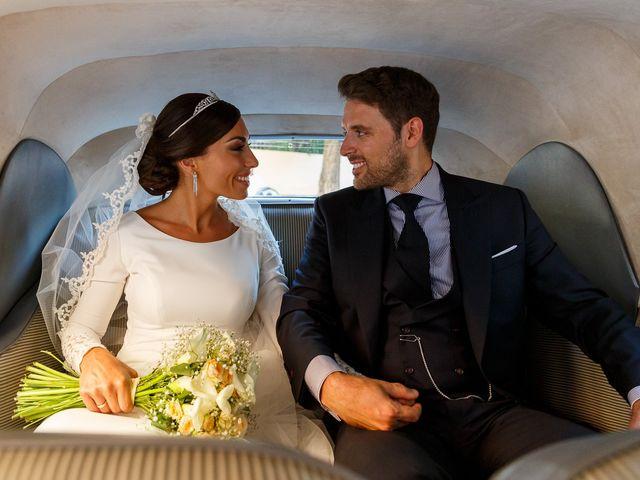 La boda de Carlos y Eva en Granada, Granada 53