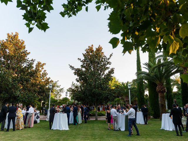 La boda de Carlos y Eva en Granada, Granada 57