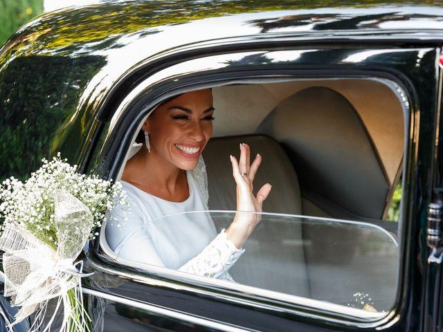 La boda de Carlos y Eva en Granada, Granada 60