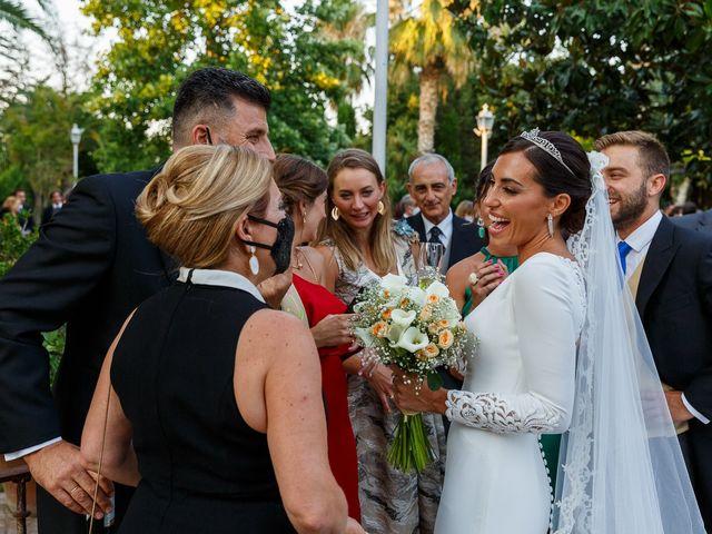 La boda de Carlos y Eva en Granada, Granada 66