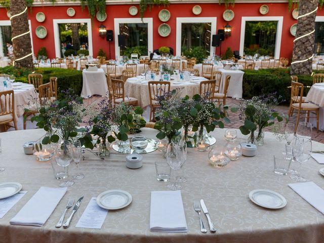 La boda de Carlos y Eva en Granada, Granada 67