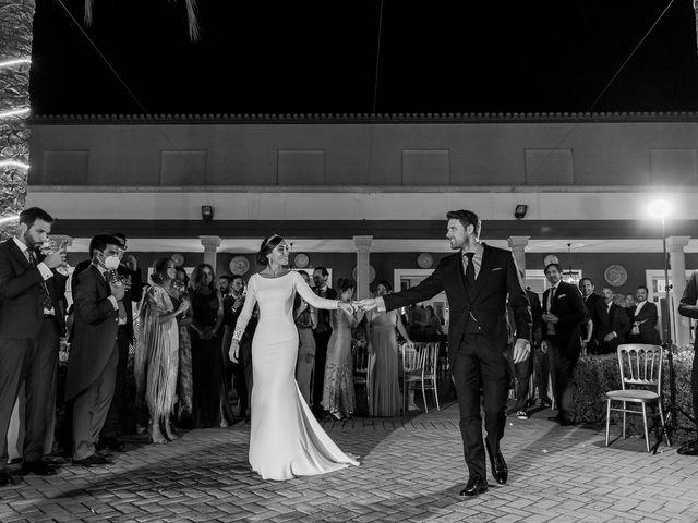 La boda de Carlos y Eva en Granada, Granada 73
