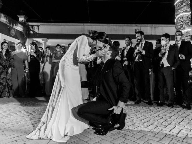 La boda de Carlos y Eva en Granada, Granada 74
