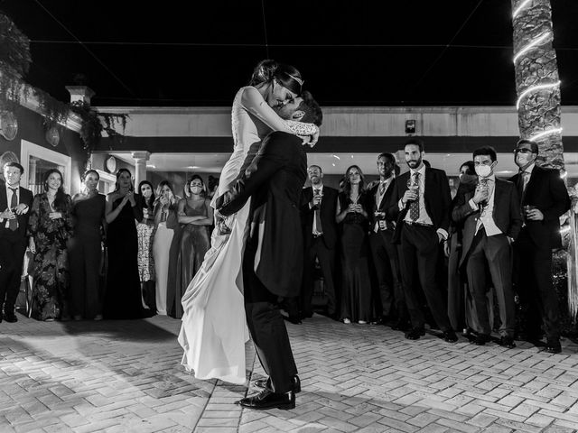 La boda de Carlos y Eva en Granada, Granada 75