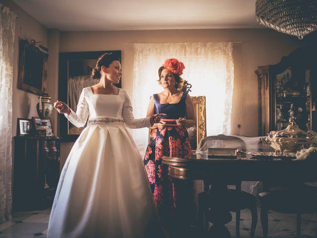 La boda de Ángel y Rosa en Huelva, Huelva 2