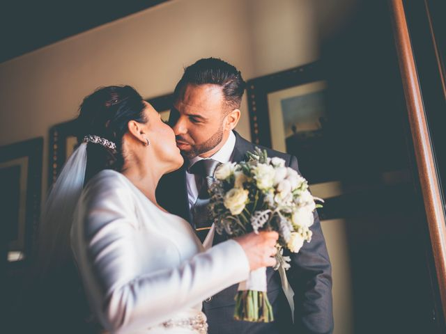 La boda de Rosa y Ángel