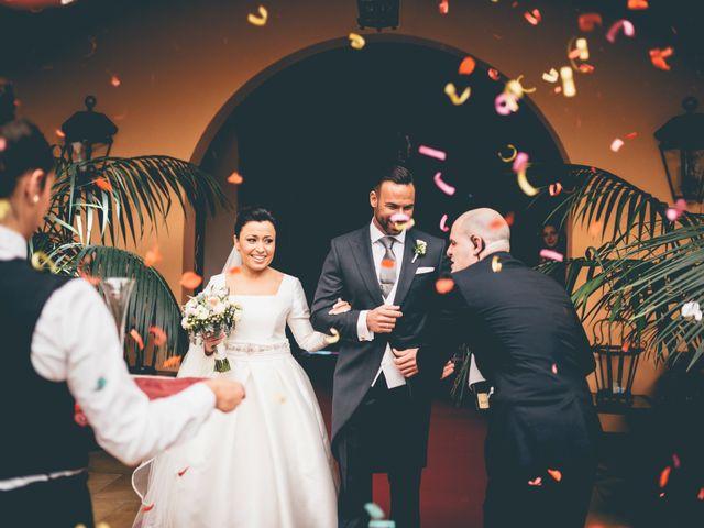 La boda de Ángel y Rosa en Huelva, Huelva 9