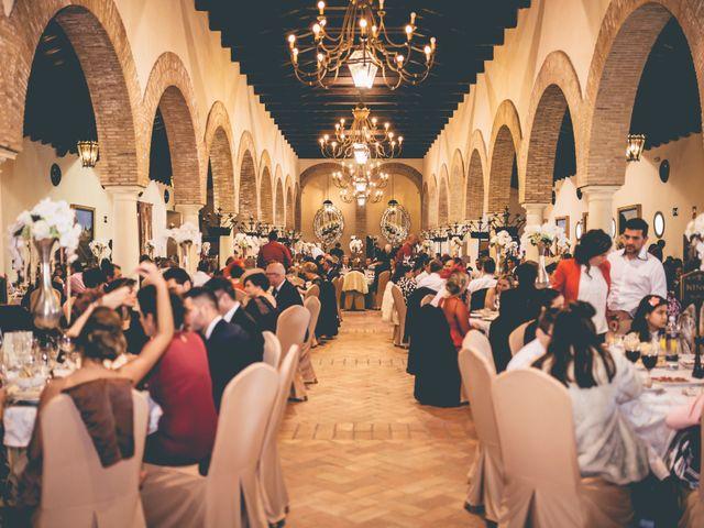 La boda de Ángel y Rosa en Huelva, Huelva 11
